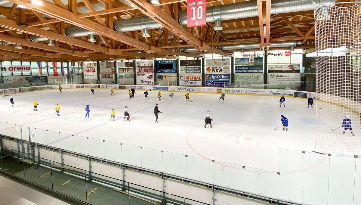 Trainingslager Südtirol